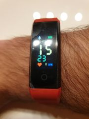 Smart Band ID 115 Fitness