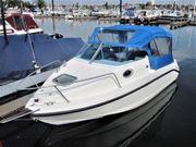 Motorboot mit Trailer oder Tausch