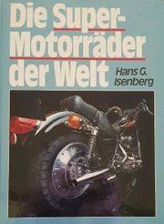 Fachbuch über Motorräder Modelle von