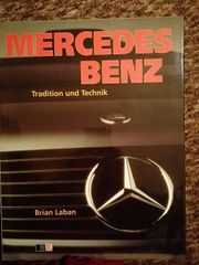 Mercedesbuch v Brian Laban neu