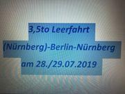 BEILADUNG Berlin-Nürnberg 28 29 07
