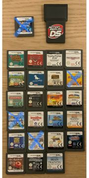 Diverse Nintendo DS Spiele