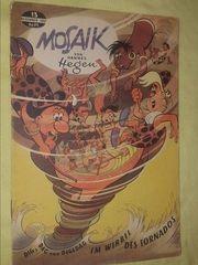 Comics Mosaik Hannes Hegen Nr