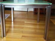 Design Glastisch - Blickfang