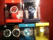 6 Sempre Colour Watch swatch