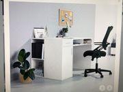 Schreibtisch mit Stauraum NEU - Original