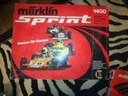 Märklin Sprint 1400 Rennbahn Ford
