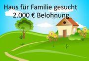 2 000EUR Belohnung - Haus für