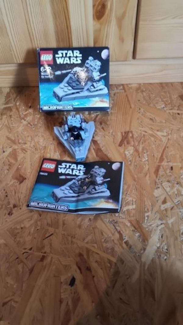 Lego Star Wars Set 75033