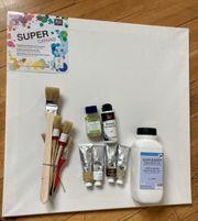 Ölmalerei-Set