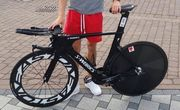 Zeitfahrrad Triathlonrad Specialized S-Works mit