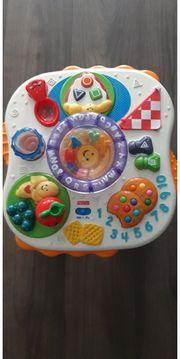 Fisher Price Baby Kinder Lernspieltisch