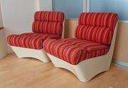 Retro Schalensessel Lounge Sessel Vintage