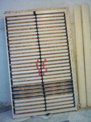Bett Lattenrost Matratze 120 x