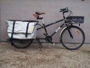 Lastenfahhrad Cargo Bike Yuba Mundo