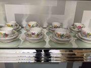 Meissen porzellan service Bunte Blume