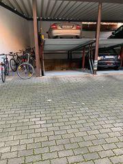 Duplex-Garage in der Schmausengartenstr 15