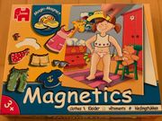 Jumbo Spiel - Magnetics