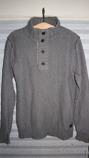 Selected Homme Pullover Troyer Gr