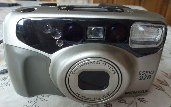 Autofocuskamera PENTAX-ESPIO 928