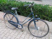 Sparta 28-Zoll Damen-Fahrrad mit Korb
