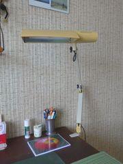 Ledu Schreibtischleuchte Arbeitsleuchte Lampe 70er