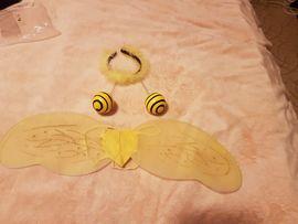 Faschingskostüm Biene Gr 128 wie: Kleinanzeigen aus Erlangen Zentrum - Rubrik Kinderbekleidung