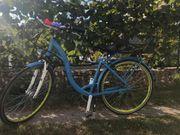 Damen City Leichtlaufrad