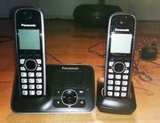 Panasonic KX-TG6621G und PNLC1018 Schnurlostelefone