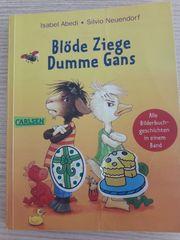 Blöde Ziege Dumme Gans Buch