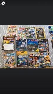 Ninjago Playmobil Hefte Sammlung