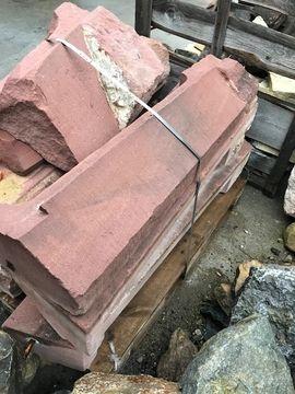 Sonstiges Material für den Hausbau - Sandstein Wendeltreppe