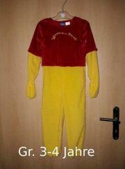 Winnie Pooh Anzug