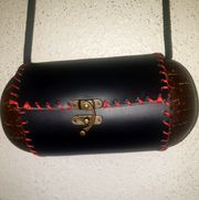 Handtasche aus Kokosnuss