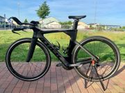 Trek Speed Concept triathlontime-trial bike