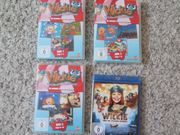 Wickie DVDs