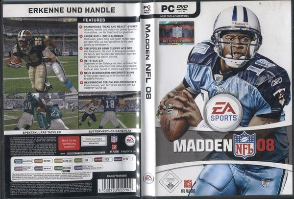 Madden NFL 08 tolles Spiel