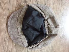 Sonstige Kleidung - Baskenmütze Barett Beanie braun wie