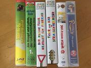 VHS Kinderfilme