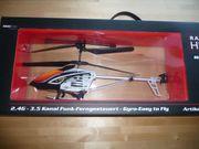 Erac Modell Hubschrauber RC mit