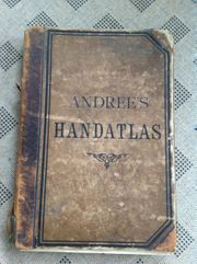 Antiquarisches Buch Geographie Andree s