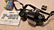 Spiegelreflexkamera Nikon AF F 601