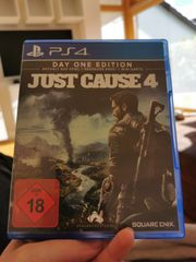 Just cause 4 day one