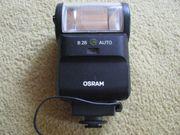 OSRAM B26 Auto Blitzgerät