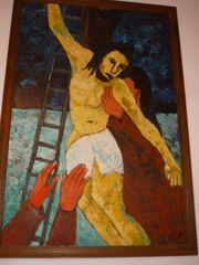 Gemälde Jesus