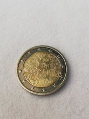 UMLAUFMÜNZE Euro 2 -- Mauerfall