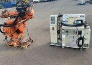 Roboter Abb Irb 6400 Schweißroboter