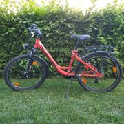 X-Tract Mädchen Jugend Fahrrad