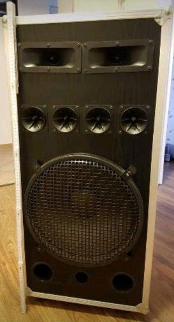 Lautsprecher PA