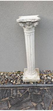 Deko-Säule für Garten Terrasse etc